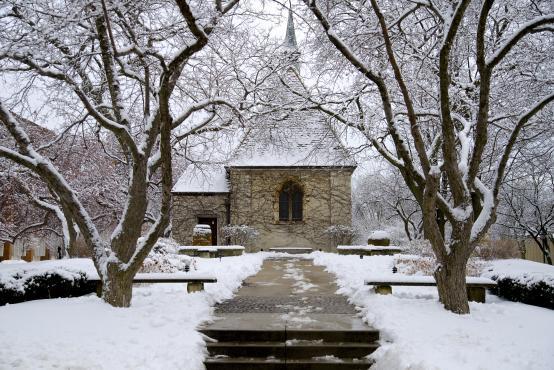 Saint Joan of Arc Chapel