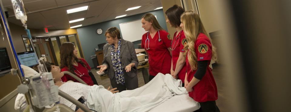 Alverno college medical training