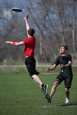 Ripon College ulitmate frisbee