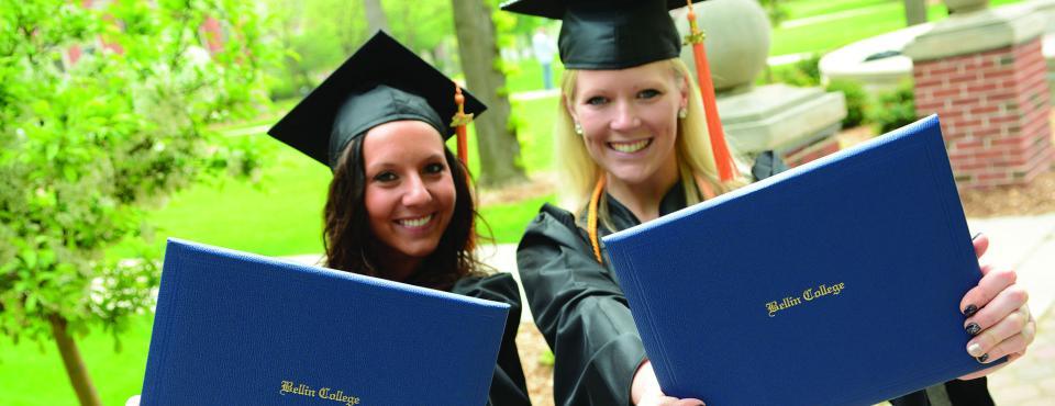 Bellin College Graduation