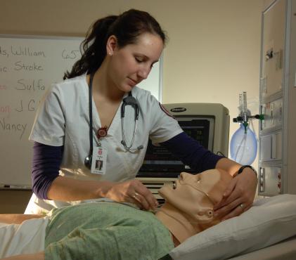 CCON nurse