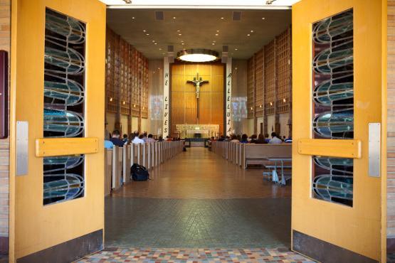 CUW chapel