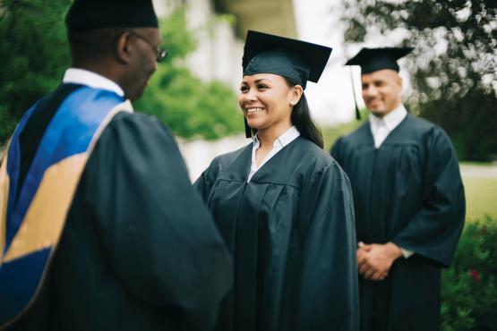 Herzing graduation