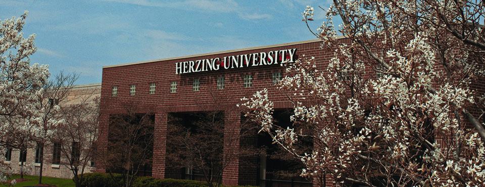 Herzing springtime