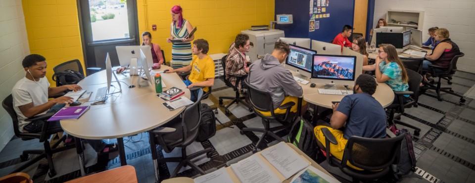 Lakeland classroom