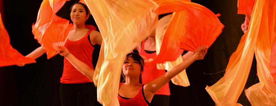 Lawrence University dance performance
