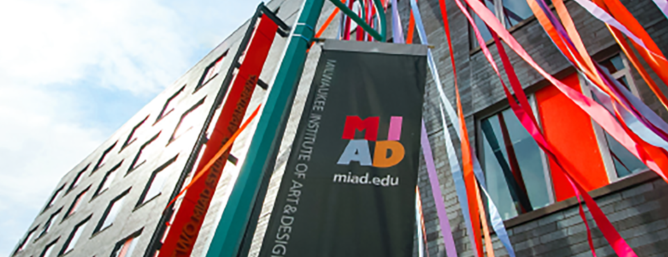 MIAD main building