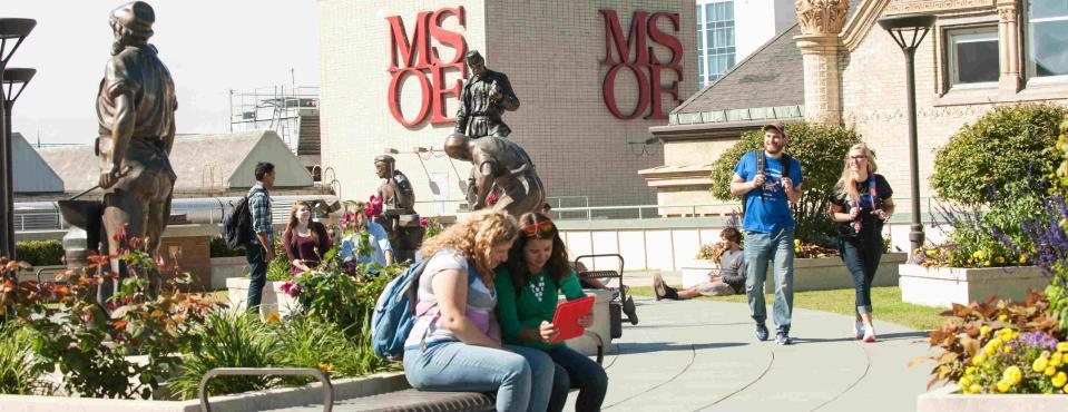 MSOE campus