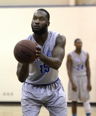 Silver Lake basketball player