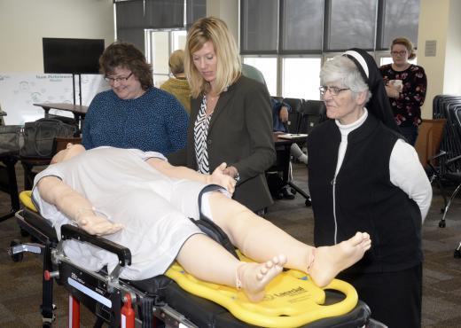 SLC medical training