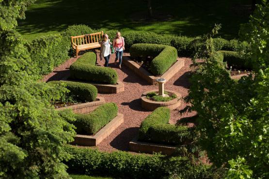 student gardens