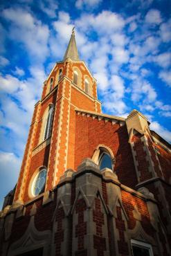 St. Norbert tower