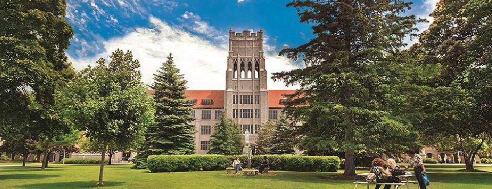 Mount Mary University >> Mount Mary University Wisconsin S Private Colleges