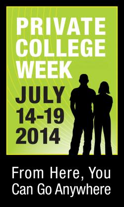 Private College Week 2014 logo Private College Week 2014 logo