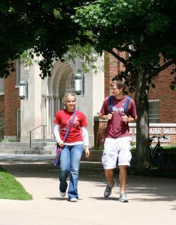 Students Walking Students Walking