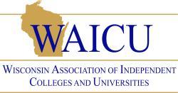 WAICU logo WAICU logo