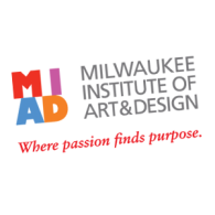 MIAD logo tilted